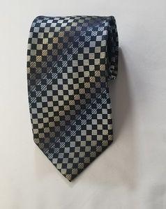 Alexander Julian Colours Silk Tie Mens Necktie